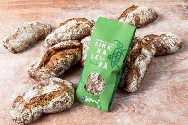 ВФинляндии будут выпускать хлеб ишоколад изкузнечиков