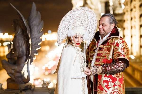 Порно фильм королева и кардинал