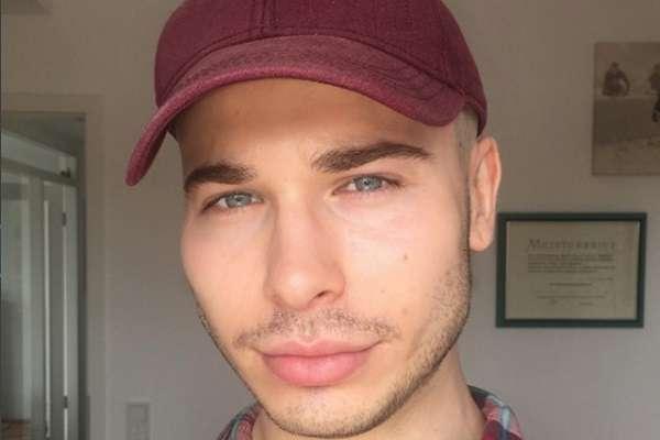 Транссексуал превращается вженщину
