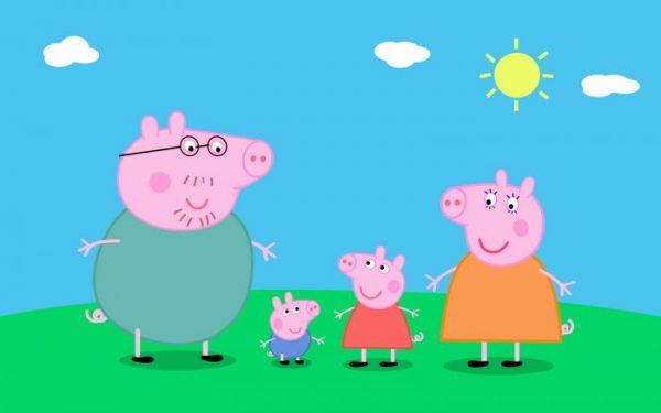 «Свинка Пеппа» вредит медиками Англии
