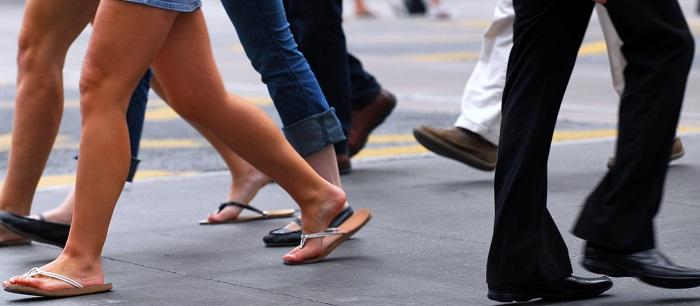 Пассивно-агрессивная ходьба. Твиттер обсуждает, как сложно быть быстрым пешеходом, и похоже, это боль всех нас