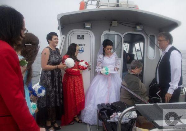 Британка вышла замуж запризрака пирата Карибского моря