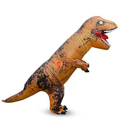 Лучший мой подарочек — это ты и костюм динозавра. Возможно, лучший сюрприз на День святого Валентина