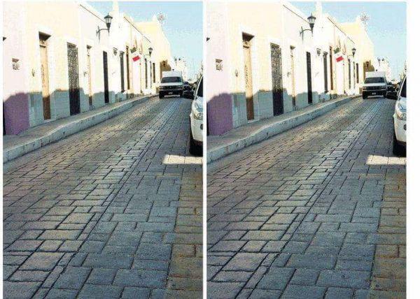 Параллельны эти дороги или всё-таки нет? Взгляните на новую оптическую иллюзию и сломайте себе мозг