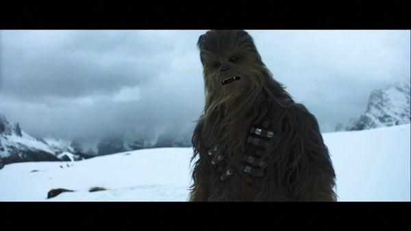 Хан Соло. Звёздные войны. Истории / Solo: A Star Wars Story [2018]: Стёб над тизером фильма «Соло»: «фанатская» реакция, записанная заранее