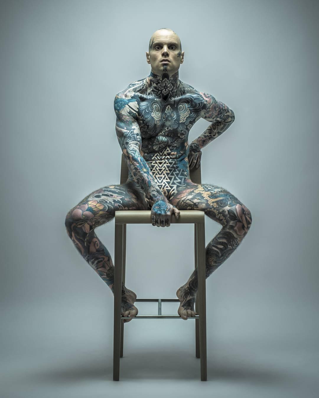 Все татуировки моделей девушек