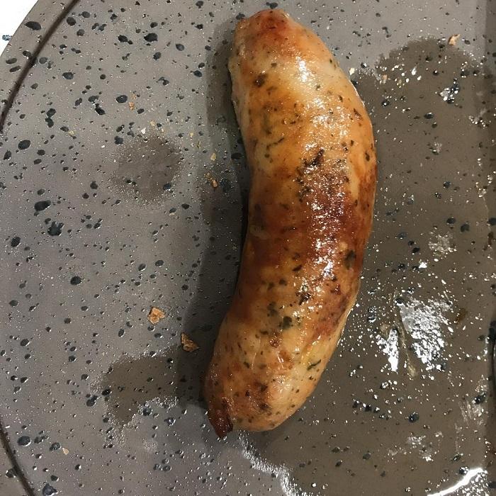 Софи Тёрнер завела блог о любви к сосискам. Столь аппетитной оценки любимого блюда от неё не ждали