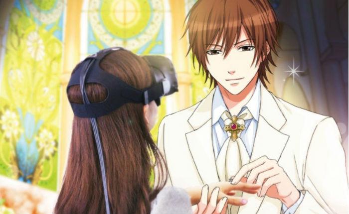 Японки смогут выйти замуж за героев визуальных новелл. Но пока только в виртуальной реальности