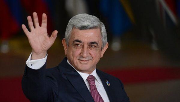 Бунт студентов, рабочих и военных. Как в Армении добились отставки премьер-министра Сержа Саргсяна
