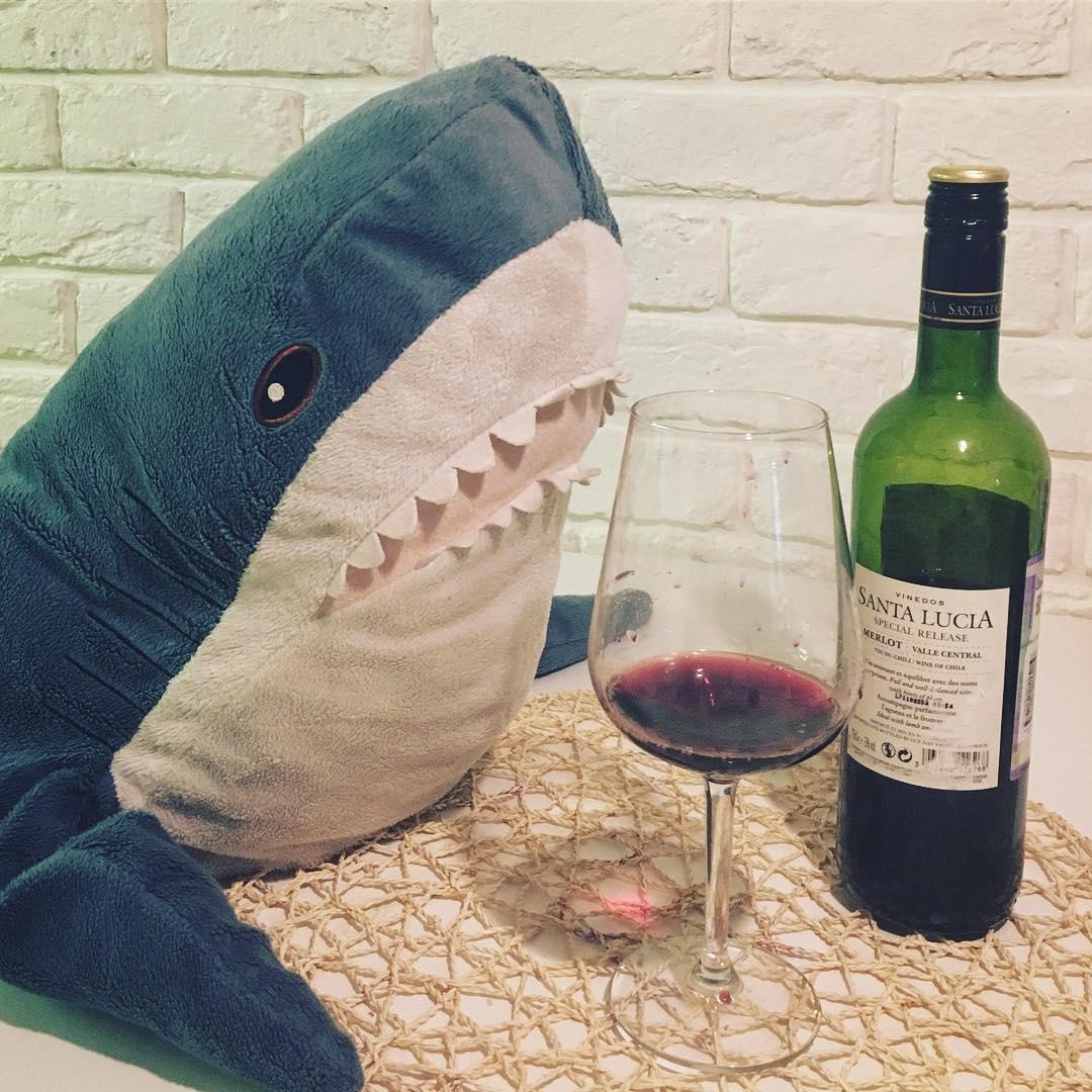 как плюшевые акулы из икеи стали звёздами инстаграма