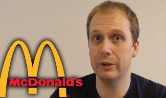 Блогер неделю ел только в «Макдоналдсе» и похудел. Как? Соблюдал правила питания