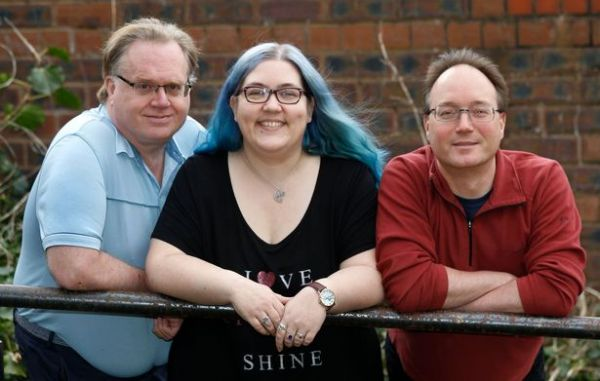 У британки есть муж, жених и два парня, но ей их мало. Так работает полигамия, и вот как она меняет жизни