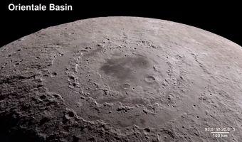 Кадры за 500 миллионов долларов. NASA показало завораживающее видео полёта над Луной в разрешении 4К