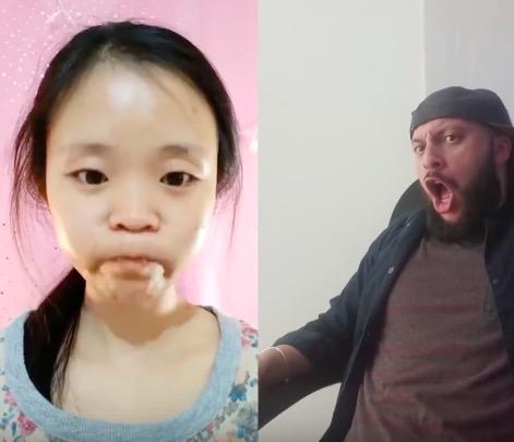 Видео китаянок про