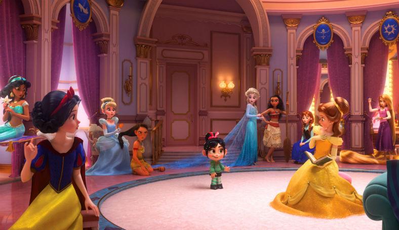Принцесса попала в наш мир лондон мультфильм