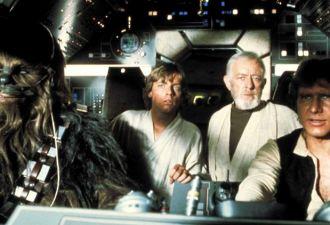 Как создаются культовые франшизы? Смекалка, пара тонн мусора — и лучший корабль «Звёздных войн» готов