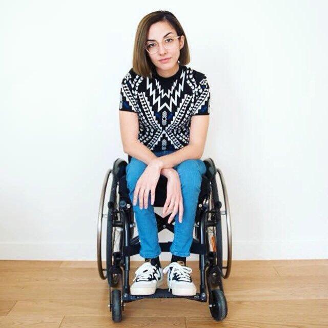 Секси инвалиды