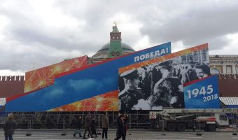 Зиккурат и двойные стандарты. Почему Мавзолей Ленина больше 10 лет прячут к Параду Победы 9 Мая