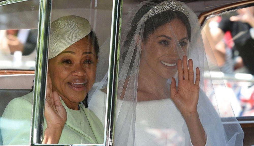 Негритянка вышла замуж за русского