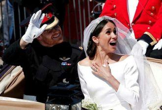 Навальный и стерхи на свадьбе принца Гарри и Меган. Торжество обросло мемами, в которых есть место русским