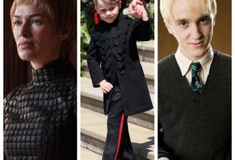 Принц Джордж — мем королевской свадьбы. Всё просто: в нём и Драко Малфой, и Ланнистер, и My Chemical Romance