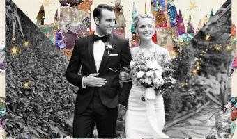 Невилл Долгопупс из «Гарри Поттера» женился. Только вот на свадебных фото вы его не узнаете