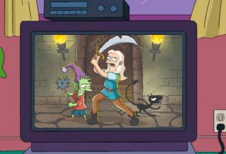 Только для взрослых и в Средневековье. Что известно о «Разочаровании» — мультфильме от создателя «Симпсонов»