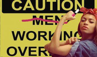 Мужчины или люди? Феминистка нашла сексизм в предупреждающем знаке, но тролли были не на её стороне