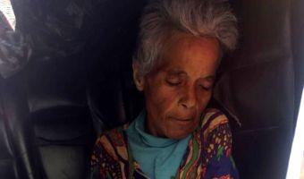 Бездомная безногая женщина из Бейрута, которую много лет кормили прохожие, оказалась миллионершей