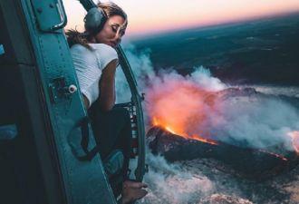 Реки лавы уничтожают всё на своём пути. Видео, доказывающие, что вулкан на Гавайях разошёлся не на шутку