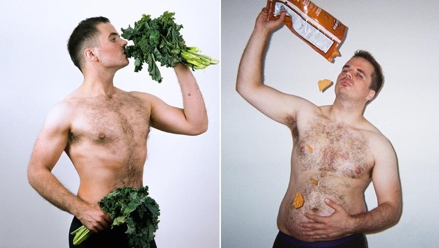 Журналист похудел на 10 кг для статьи и написал правду о том, что потерял  кроме веса: свою жизнь
