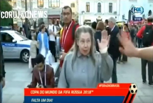 Бразильский журналист взял интервью у москвички сразу на пяти языках. Вот только каждый из них знал лишь один