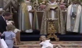 Принцесса Швеции заскучала на крестинах и превратила их в сеанс экзорцизма. Бесов изгнали не сразу