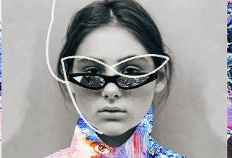 Осторожнее с трендом лета — узкими очками из 90-х. Они, может, и красивые, но глазам в них придётся нелегко