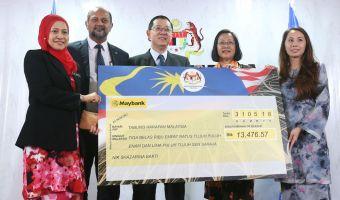 Малайзия пошла в краудфандинг ради выплаты госдолга. За день собрали 3 миллиона долларов!