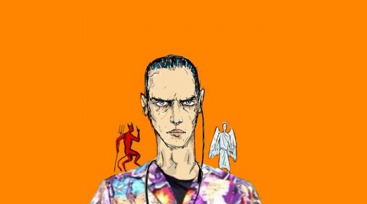Кто такой Дюран. Анонимный художник из Питера — о «Бесконечной шутке», хайпе, мемах и постиронии