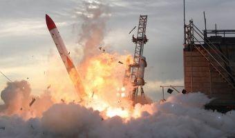 Японский стартап попробовал запустить ракету, но она взорвалась. Это выглядит одновременно и эпично, и комично