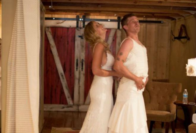 Девушка на собственной свадьбе разыграла жениха. Да так, что он чуть не женился на её брате