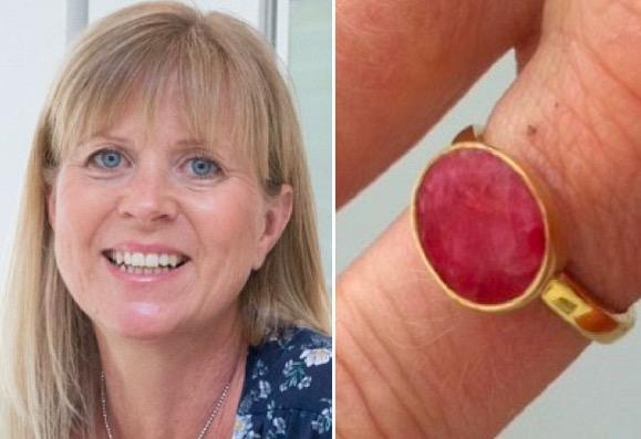 Британка решила дарить сестре дорогое кольцо в летающем гелиевом шарике. Что могло пойти не так? Всё