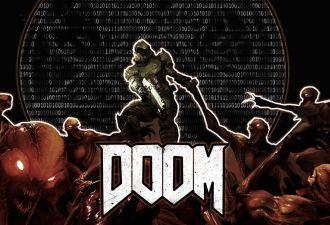 Проснись, Нео, в Матрицу проникли демоны. Попробуйте сыграть в DOOM из ASCII-арта (это непросто)