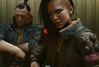 Кибернетические глаза и стрельба рикошетом от стен. Что показали в 48 минутах геймплея Cyberpunk 2077