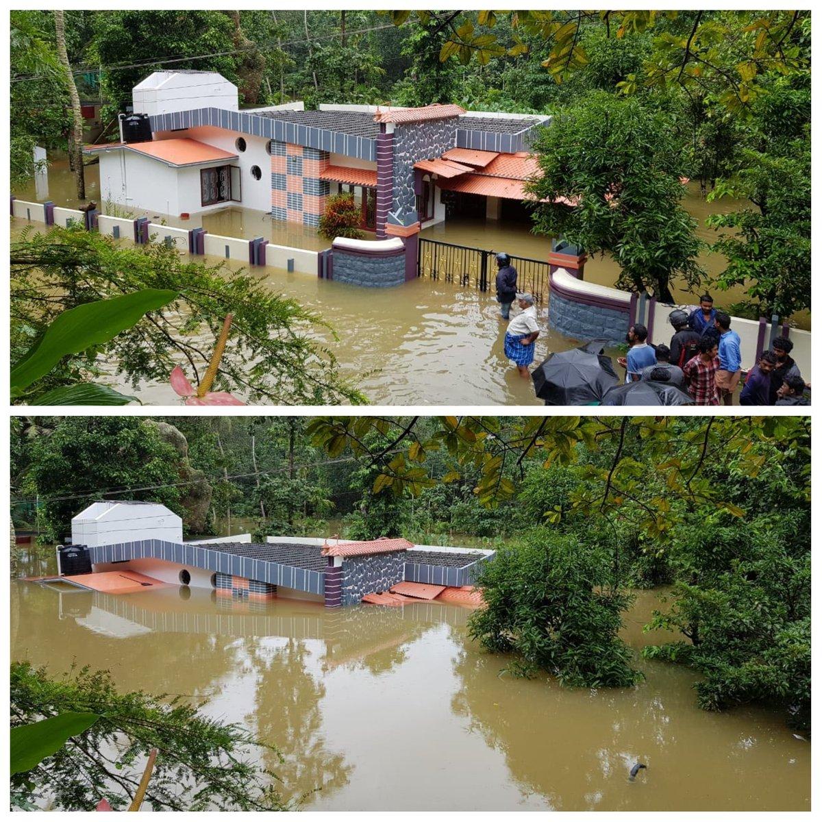 ВИндии мощнейшее наводнение, число жертв превосходит 300 человек
