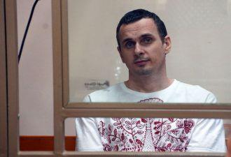 Украинский омбудсмен опубликовала первые фото Олега Сенцова в тюрьме. И снимки вызвали у людей массу вопросов