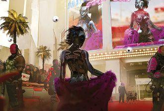 Разрабы Cyberpunk 2077 (несмешно) пошутили про трансгендеров. Похоже, смешными теперь будут их продажи
