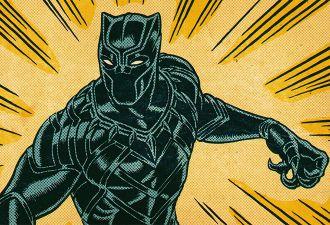 Фанат обнаружил надпись на костюме Чёрной пантеры. Оказывается, супергерои в Marvel очень сентиментальные