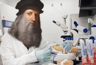 «Отвратительный шедевр». Биологи создали копию «Моны Лизы» из кишечной палочки, и да Винчи бы не оценил
