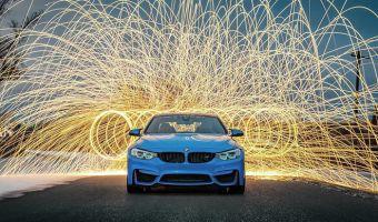 Audi решил потроллить BMW фотографией машины. Но баварцы быстро показали, кто здесь гений смекалочки