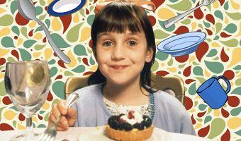 Докажи всем, что ты маг. Новый #MatildaChallenge в соцсетях заставляет поверить в телекинез