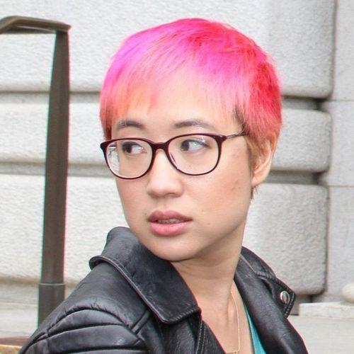 Два недобросовестных копа имеют азиатку, как нужно в попку порно