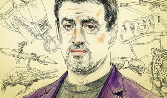 Сильвестр Сталлоне едет в Москву с мотивирующим мастер-классом. Но после Тони Роббинса ему не особо верят